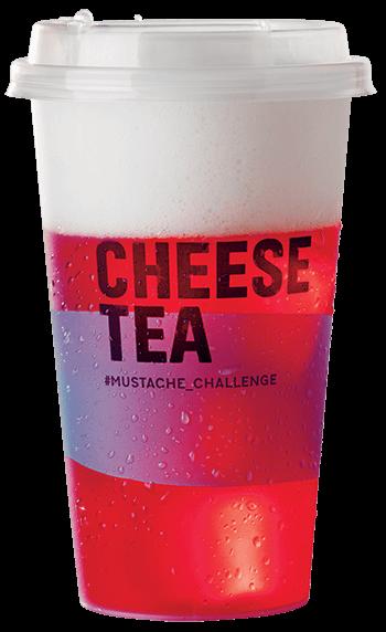 Cheese Tea Ιβίσκος