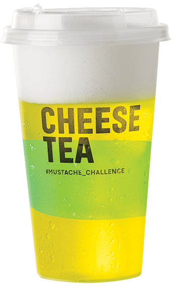 Cheese Tea Lime