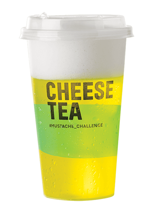 Cheese Tea Lime 16oz