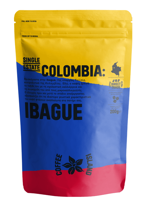 Colombia Ibague Prepacked 200g