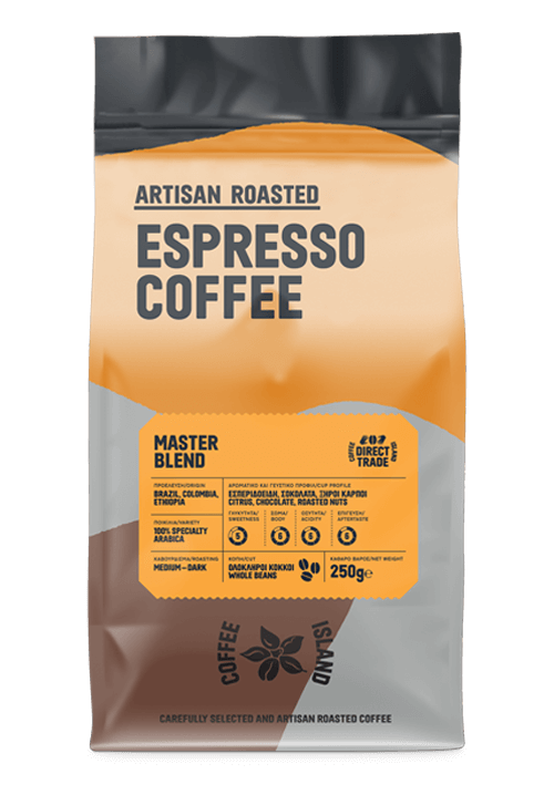 Espresso Master Blend Prepacked 250g