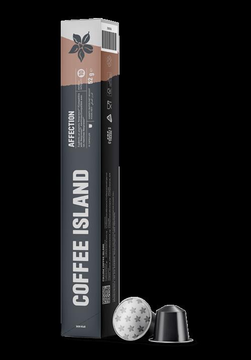 Κάψουλες Αλουμινίου Espresso Affection (10 τεμ)