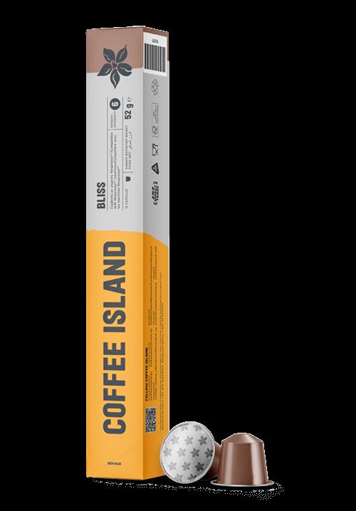 Κάψουλες Αλουμινίου Espresso Bliss (10 τεμ)