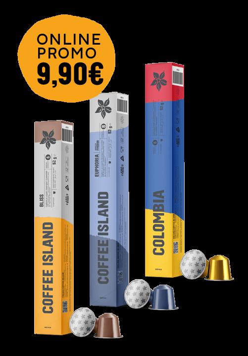 Προσφορά 3 Συσκευασίες Κάψουλες ΜΟΝΟ 9,90€