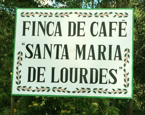 Microfarm Project: Nicaragua Santa Maria de Lourdes