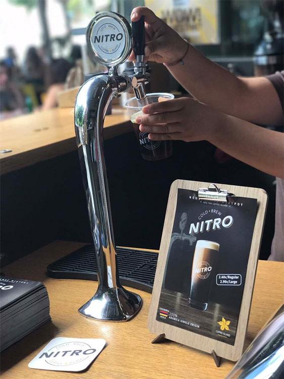 Nitro Cold Brew