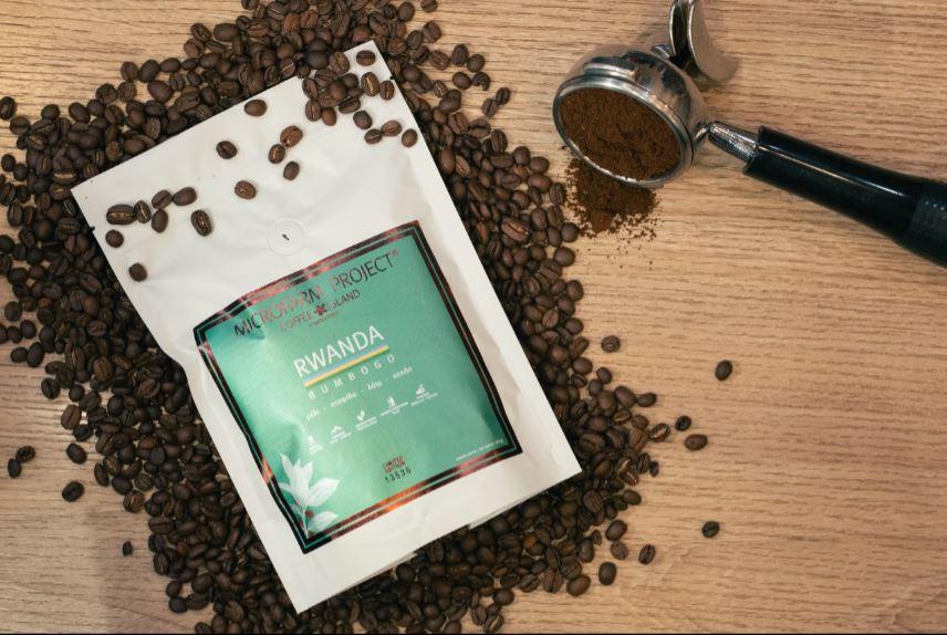 enjoy the new Rwanda Bumbogo coffee