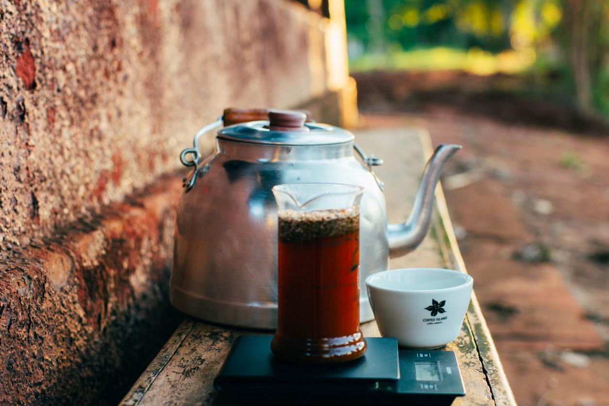Ταξίδι στον κόσμο του καφέ