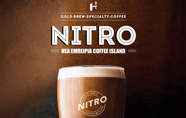 Nitro Cold Brew! A refreshing, revolutionary drink..