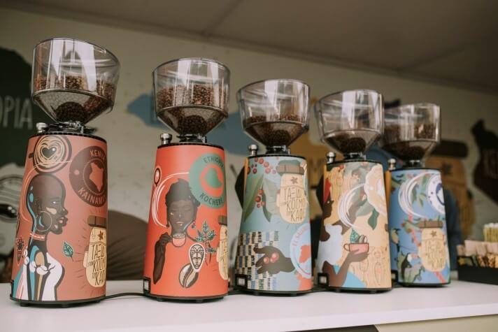 1η συμμετοχή στο athens coffee festival