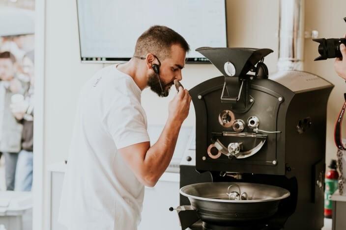 artisan roasting@athens coffee festival
