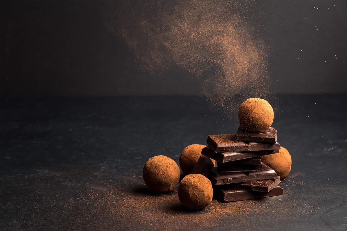Σοκολάτες από Βέλγιο, Ιταλία, Αγγλία