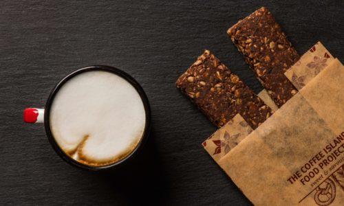 Νηστίσιμες επιλογές Καφέ & Σνακ Coffee Island