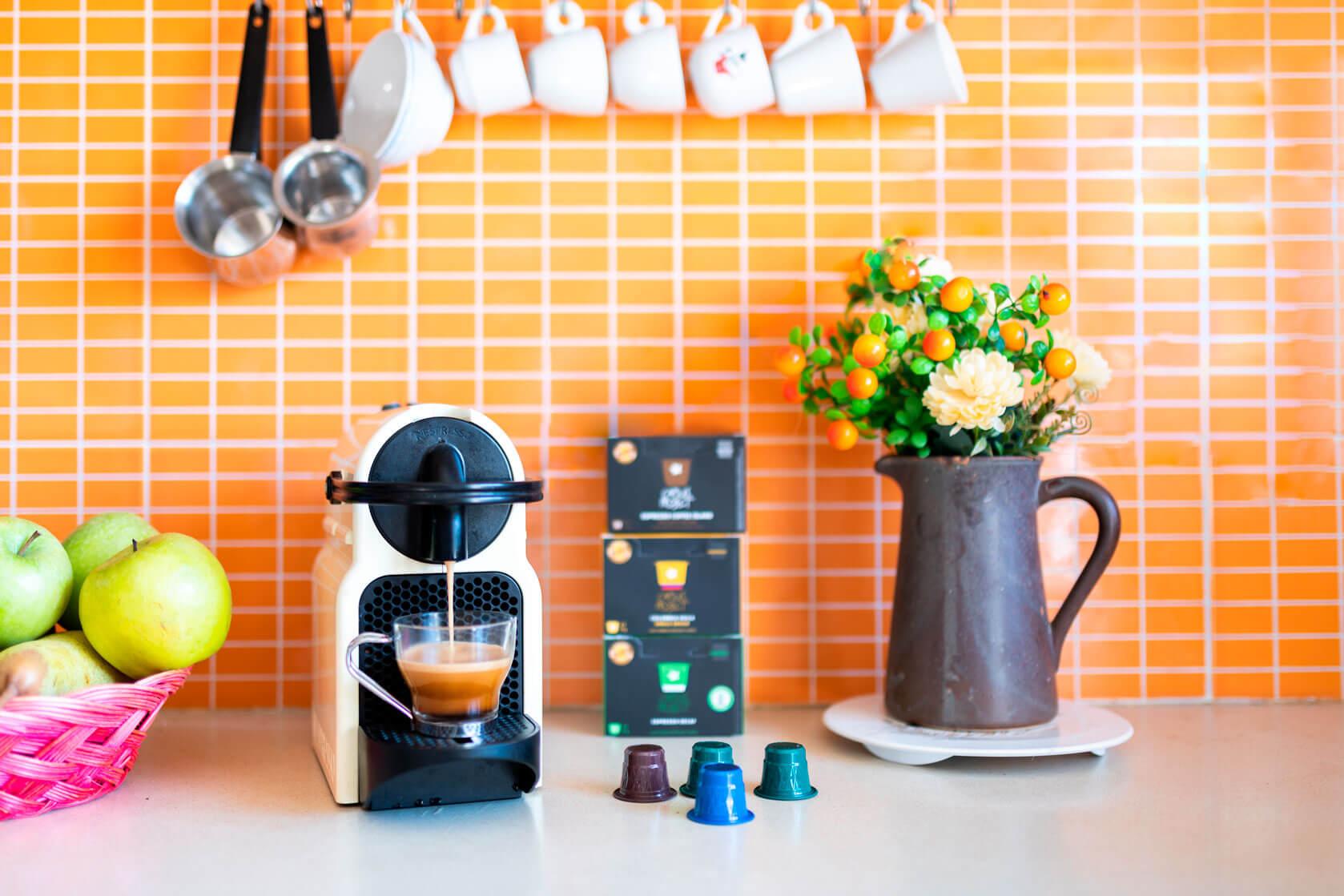 Espresso Capsules. Από την κάψουλα… στην κούπα σου.