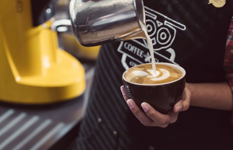 Coffee Campus…Where knowledge of coffee becomes art