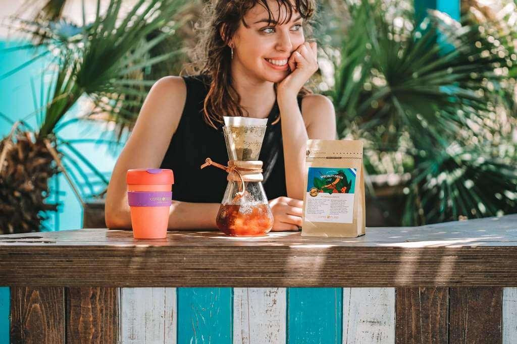 Chemex summer coffee
