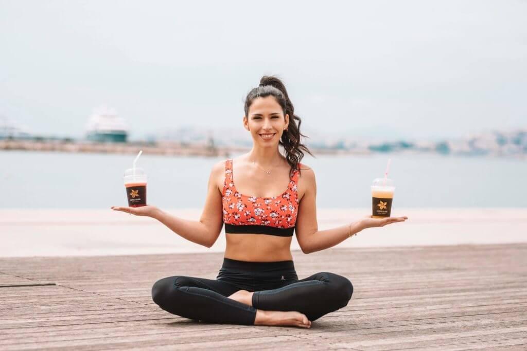 yoga fitness granita