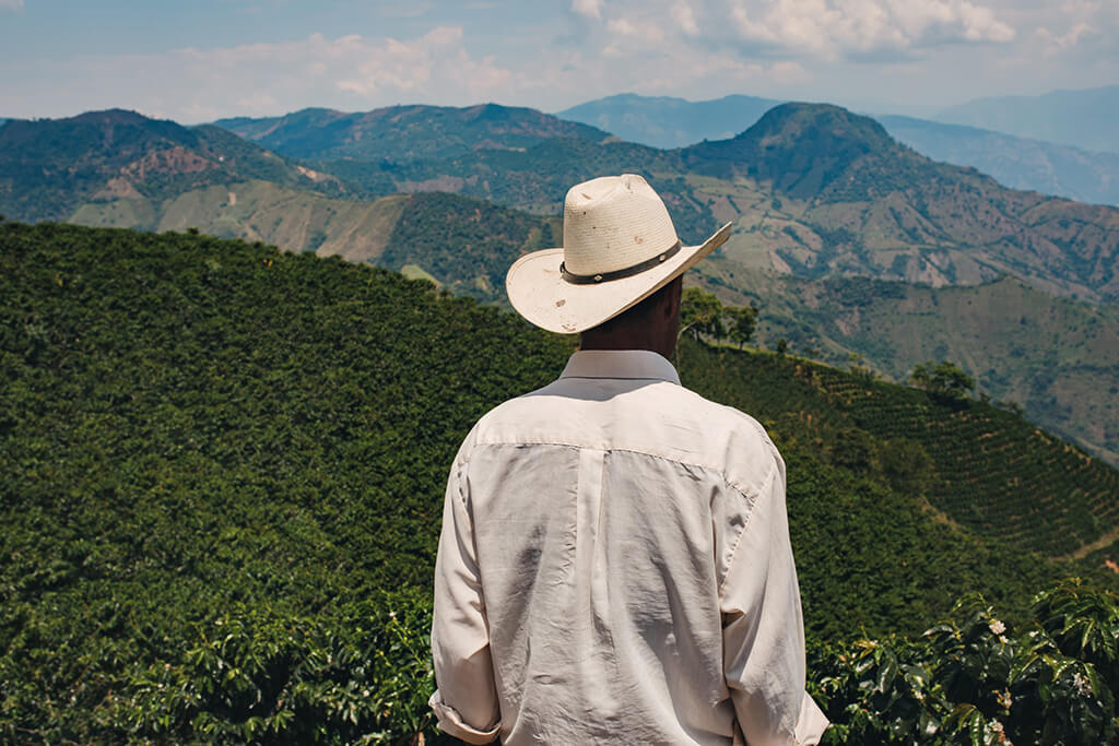 Turning the page on Single Estates… Off to Colombia and Peru