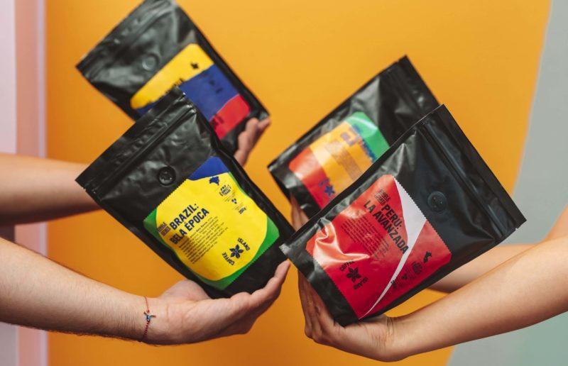 Ταξίδεψε στον κόσμο του καφέ… 4 νέοι Single Estate, 4 νέες γευστικές εμπειρίες