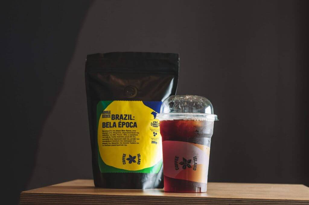 BrazilBelaÉpoca: Σμέουρο – Ακτινίδιο – Μαύρη Σοκολάτα