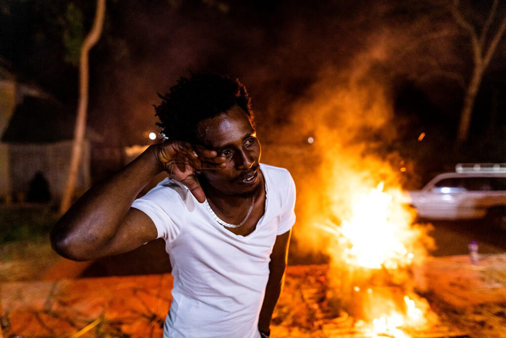 fire_ethiopian_man