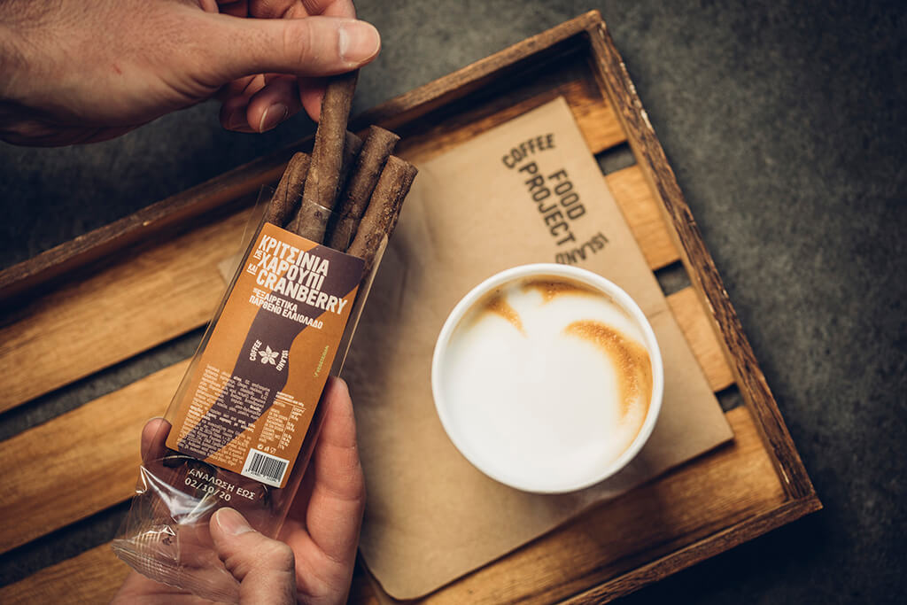 Coffee Island's new