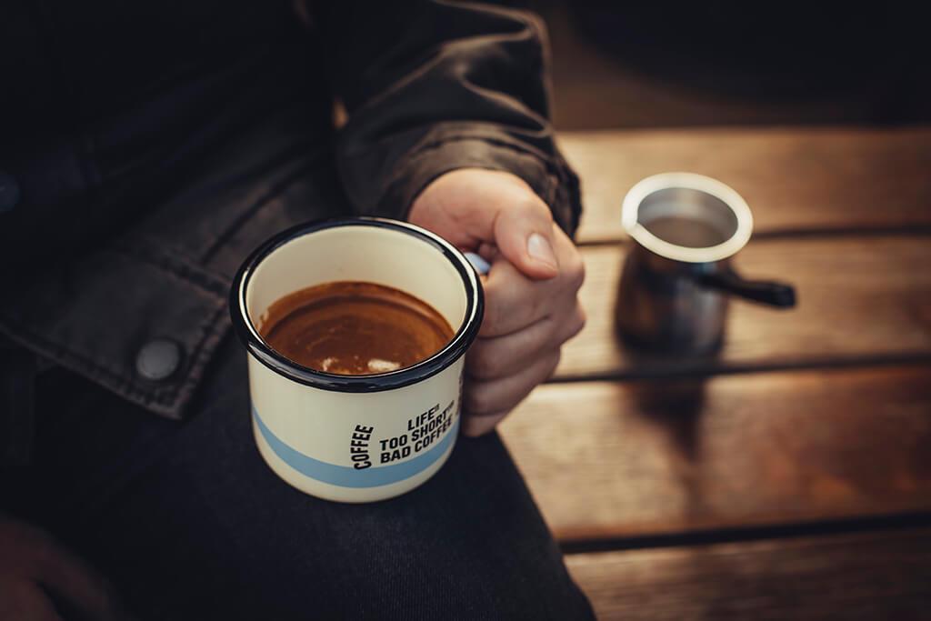 A new Coffee Island mug.