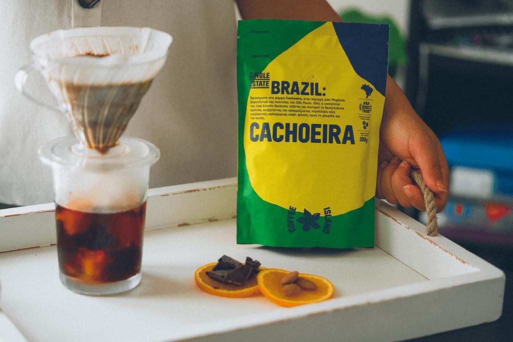 Coffee Island's Single Estate Cachoeira.