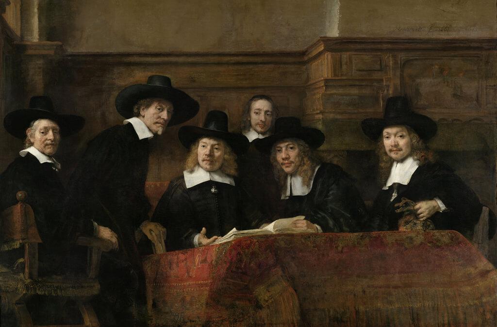 17th century paintiing