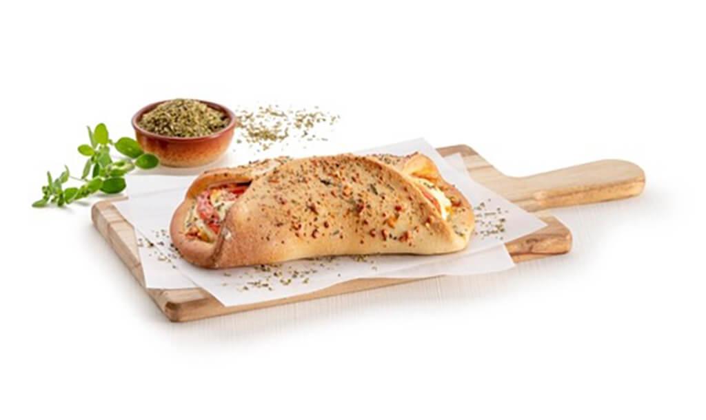 Vegeterian Italian Pizzarto