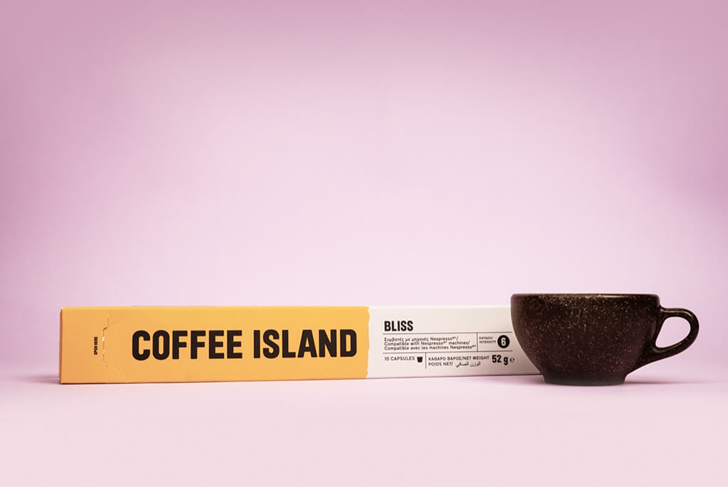 COFFEE ISLAND BLISS
