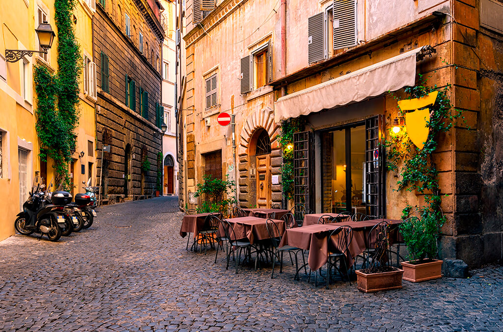 ITALY COFFEE SHOP
