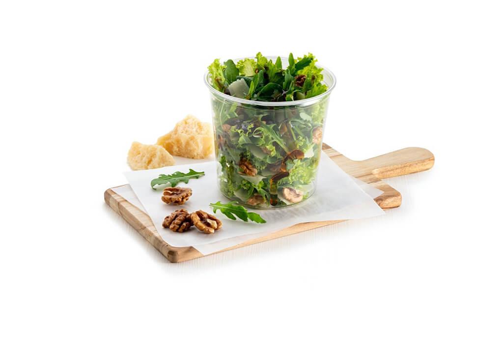 take away green salad